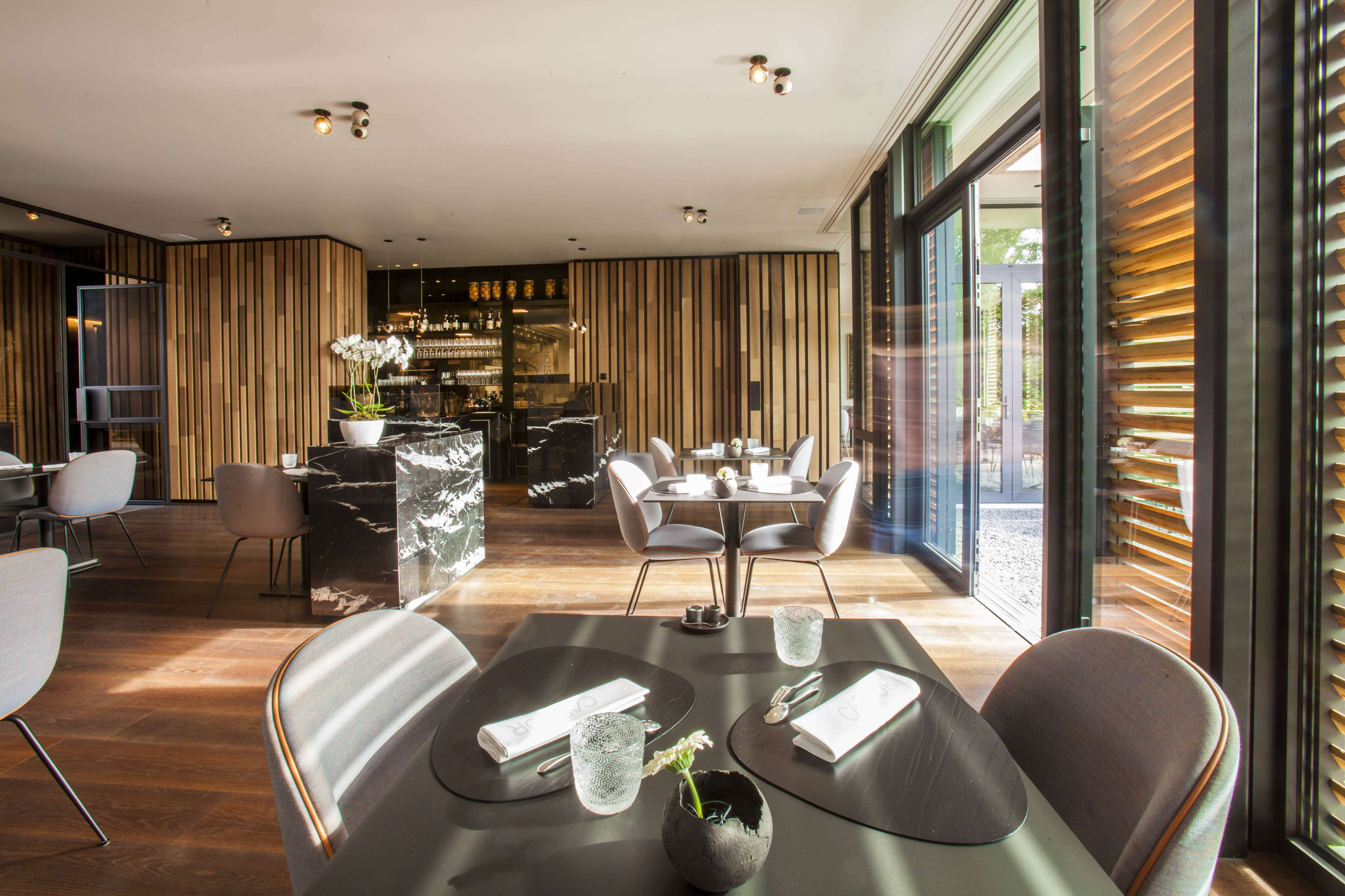 Restaurant Castor - Inoforma Architects