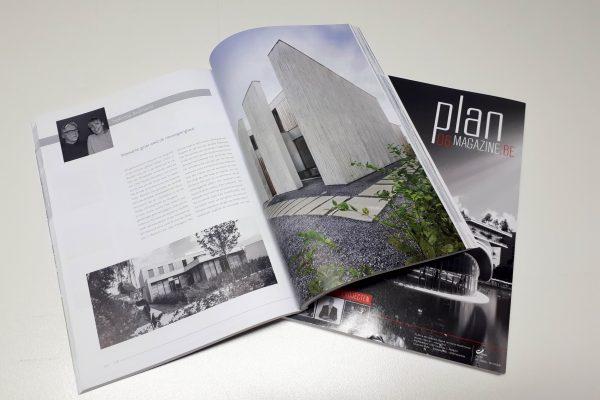 artikel Inoforma architects -Plan Magazine 06